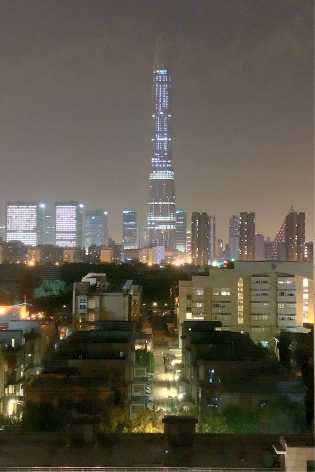 天津の夜景
