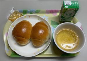 痔の手術当日の朝食