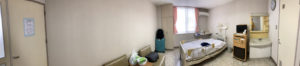 家田病院B病室
